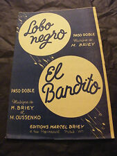 Partition Lobo Negro Briey El Bandito