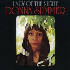 Donna Summer 'Lady Of The Night' - CD/Jewelcase (Cat.4767)
