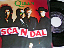 "7"" - Queen Scandal & My Life has been saved - 1989 # 6058"