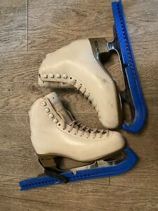 Risport RF4 Figure Ice Skates Size 4 UK