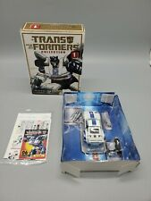 (Adult Own) Takara Transformers Collection #1 MEISTER (Jazz) 2002 Complete