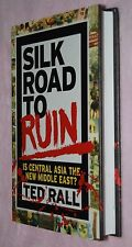 Silk Road to Ruin by Ted Rall (Hardback, 2006) Brand new, free postage+tracking