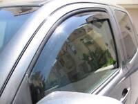 2005 - 2010 In-Channel Vent Visors Dodge Dakota 2 pc