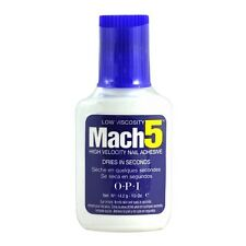 OPI Mach 5 High Velocity Nail Adhesive Nail Glue 0.5oz / 14ml