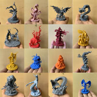 200+ Prototype Dungeons & Dragons D&D Cthulhu Wars Game Figure genuine toy gift