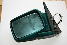 BMW E34 520 525 530 535 540 M5 Left Wing Mirror Lagun Largoon Green