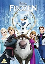 Frozen [DVD] DVD Disney - Excellent Condition - UK - 1st Class FAST Delivery