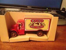 Matchbox Models of Yesteryear Y-30 1920 AC Mack 'Kiwi Polish' - Red Box