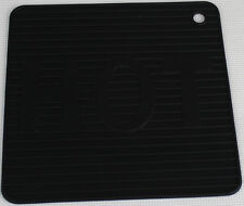 Silicone Trivets  Black (New Hot Brand)