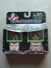 Ghostbusters Minimates World Of The Psychic Peter Venkman & Viggo The Carpathian