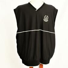 Callaway Mens XL Wind Vest Relaxed V Neck Pullover Sleeveless Mechanical Stretch