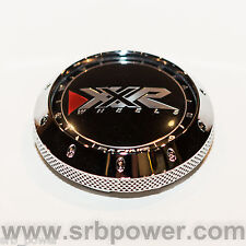 XXR WHEELS CENTER CAP627-2C CHROME - FITS 521 & 522 MODELS