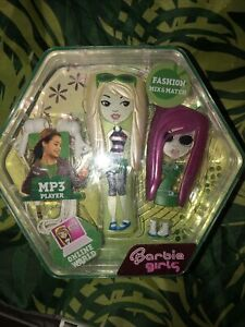 Barbie Girls MP3 Player- Green