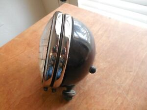HARLEY DAVIDSON OEM  SPORTSTER HEADLIGHT 1964-1972 COMPLEATE ASSEMBLY NICE !