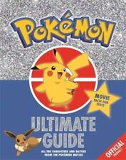 The Official Pokemon Ultimate Guide by Pokemon 9781408354858 | Brand New