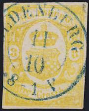 Oldenburg Nr. 14 gestempelt geprüft