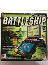 Electronic Battleship Advanced Mission Game - Complete