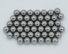 100x Cal 43 Chromstahlkugeln Walther PPQ TPM1 M.!!!Beste Qualität G28 Ca 4gr