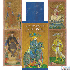CARY-YALE VISCONTI 15TH TAROCCHI CARDS DECK GUIDEBOOK ESOTERIC TELLING ASTROLOGY