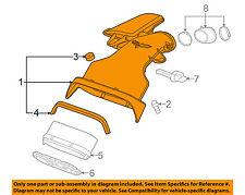 Chevrolet GM OEM 08-13 Corvette 6.2L-V8 Air Cleaner-Housing 25801658