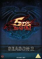 Neuf Yu-Gi-Oh! 5Ds Saison 2 - Épisodes 65-97 DVD