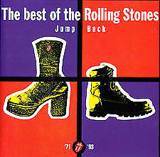 The Rolling Stones - Jump Back: 71 - 93 (2009 CD Best Of 70s Blues Rock)