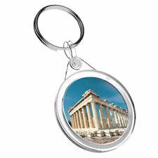 1 X Parthenon Acropolis Athens - Keyring IR02 Mum Dad Birthday Cool Gift #16267