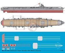 Peddinghaus 1/700 HIJMS Shokaku Japanese Aircraft Carrier Markings '42 WWII 3280