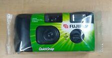 FUJI Film Quick Snap 35MM Disposable Flash Camera 27 Exposures Expires 01/07