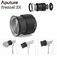 Aputure Fresnel 2x Light shaping Spotlight Bowens Mount tollfor LS C120d LS 300D