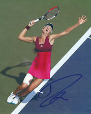 Wimbledon DANIELA HANTUCHOVA Signed Autographed Tennis Star 8x10 Photo COA!