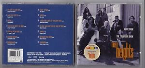 SEHR GUT Music From THE HEIGHTS Jamie Walters CD How Do You Talk To An Angel TV