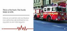 Fire Trucks/Caminones de Bomberos (To the Rescue! / Al Rescate!)-ExLibrary