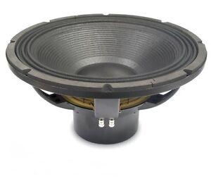 """Eighteen Sound / 18 Sound  NLW 9601 18"""" Neodymium Speaker"""