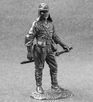 Toy Soldier World War 2 Japanese Officer Army 1/32 Tin 54mm Metal WW2