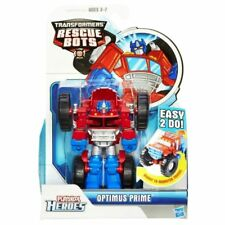 Transformers Rescue Bots Optimus Prime Monster Truck - New Instock