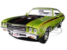 1971 BUICK SKYLARK GSX GREEN LTD ED 300 PCS 1/18 DIECAST BY AUTOWORLD AMM1121