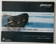 MERCURY Outboards 2006 dealer brochure - French - Canada - ST2003000418