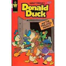 Donald Duck (1940 series) #229 in Very Fine minus condition. Dell comics [*az]