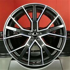 ORIGINAL NEUw Audi Q7 SQ7 Q8 SQ8 22 Zoll Felgen Alufelgen 4M8601025Q 4M8601025AQ
