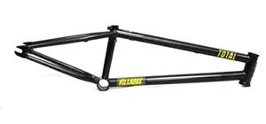"TOTAL BMX KILLABEE K4 ED BLACK 19.75 KYLE BALDOCK BMX BIKE FRAME 19.75"""