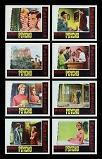 PSYCHO ✯ CineMasterpieces 1960 MOVIE POSTER LOBBY CARD SET NM-M HITCHCOCK