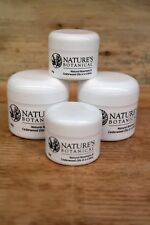 NATURE'S BOTANICAL ROSEMARY AND CEDARWOOD Insect Repellent Pack of 4 Creme Tubs