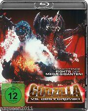Godzilla vs. Destoroyah [Blu-ray] MEGA-GIGANTEN-FIGHT! * NEU & OVP *