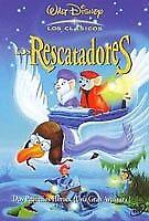 Disney los rescatadores DVD clasico 23 Walt