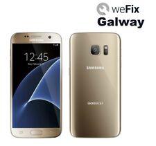Samsung Galaxy S7 SM-G930U - 32GB - Gold (Unlocked)
