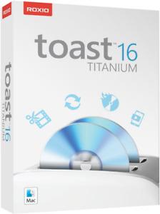 Roxio Toast Titanium 16