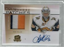 RYAN MILLER 2009 UPPER DECK THE CUP SIGNATURES PATCH AUTO