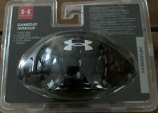 Under Armour Helmet Chinstrap Gameday Flex Adult Adjustable Black/White Ua Nwt
