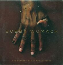Bobby Womack - The Bravest Man In The Universe Cd-R Card Promo Full Album Mint